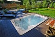 Bồn tắm Jacuzzi Swim SPA 14ft
