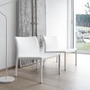 RaJa  Chair Chromed Leather 12